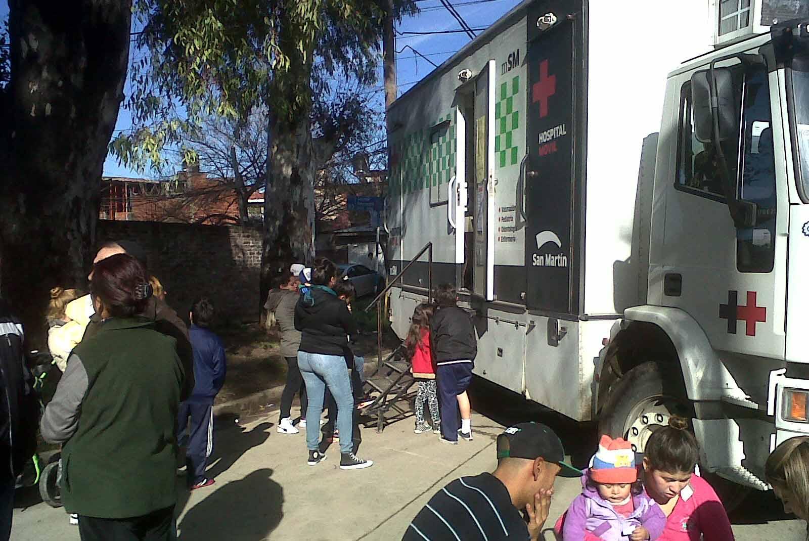 El_Municipio_realizó_un_operativo_de_salud_en_Villa_Lanz one