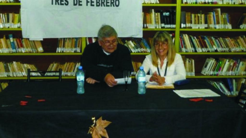 Los Jurados: Liliana Spaltro, Alberto Ramponelli, Leo Rambaut
