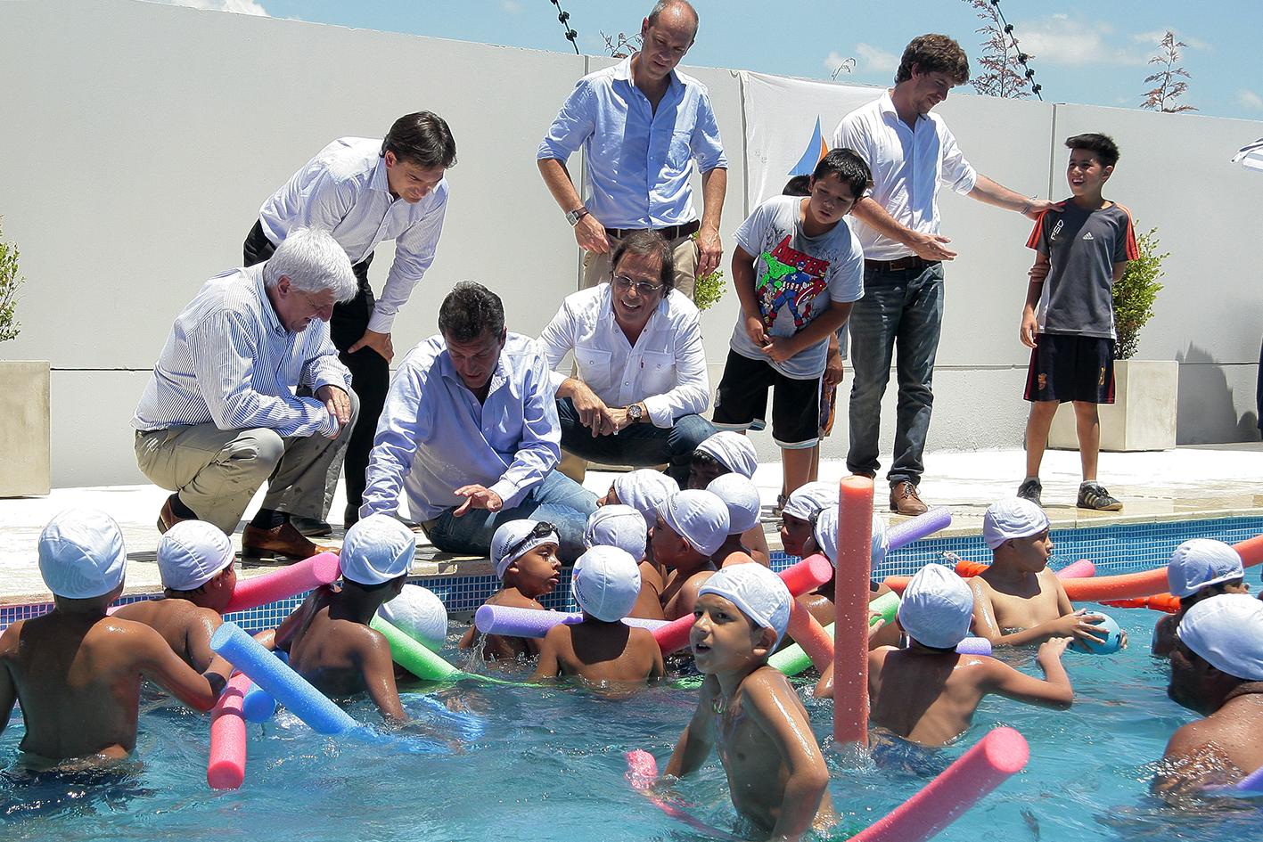 Massa y Giustozzi en San Fernando (1)