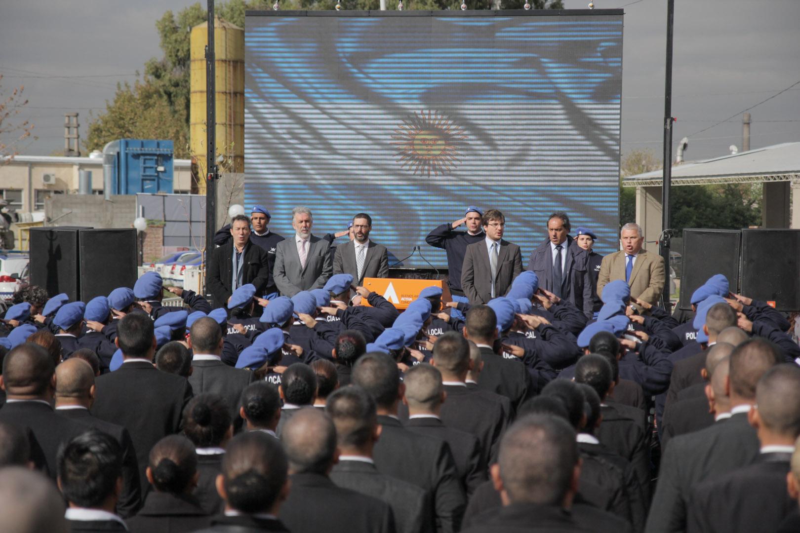 Inauguración Sede Policía Local Morón (3)
